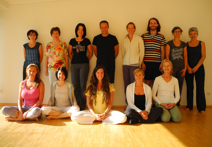 Yoga Intensivkurs - with Mira Yoga in Villach